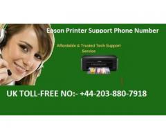 Epson Printer Tech Support Number   +44 203 880 7918
