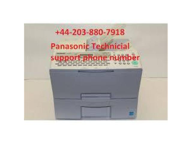Panasonic Printer Technical Support Number    +44 203 880 7918