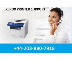Xerox Printer Technical Support Number     +44 203 880 7918