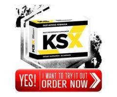 What Is Ksx Pills?